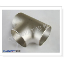 A403 (304 310S 316 317 321 347) ASTM Bw-Fitting Stainless Steel Tee