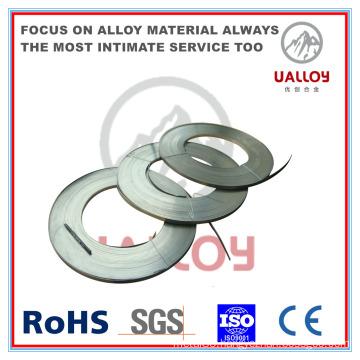 Thermocouple Alloy Flat Ribbon