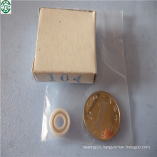Full Ceramic Bearing Mr74 Zro2 Materials White Color 4*7*2mm