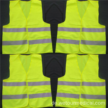 Protective Reflective Safety Overalls Westenkleidung