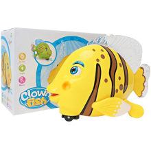 Funny Toy Animal Electric Cartoon Fish Toy