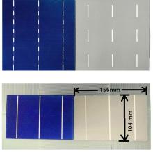 Cut Solar Cells 104mm*156mm/130mm*156mm/140mm*156mm