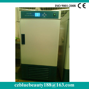 stainless steel biochemical thermostat incubator