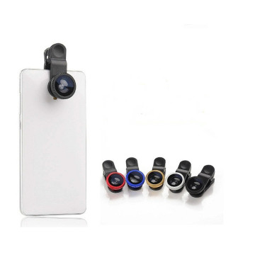 3-in-1 Clip-on Handy-Kamera Objektiv