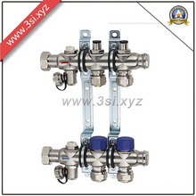Séparateur d'eau anti-corrosion pour pompe de chauffage par le sol (YZF-M562)