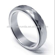 wholesale fashion jewelry superman tungsten men ring china supplier