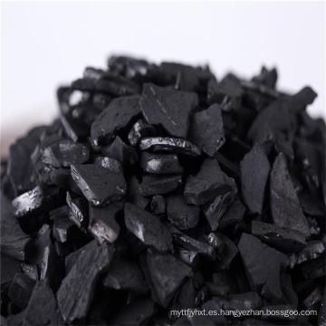 Adsorción por filtración de agua potable activada planta de suministro de agua de carbono hy676
