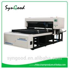 18mm 22mm 23mm épaisseur laser matrice machine à découper 300W 400W laser tube 1200 * 1800mm 35m / h vitesse de coupe