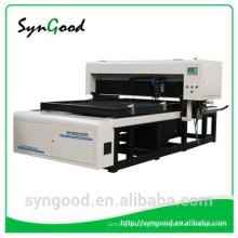 18mm 22mm 23mm thickness laser die board cutting machine300W 400W laser tube 1200*1800mm 35m/h cutting speed