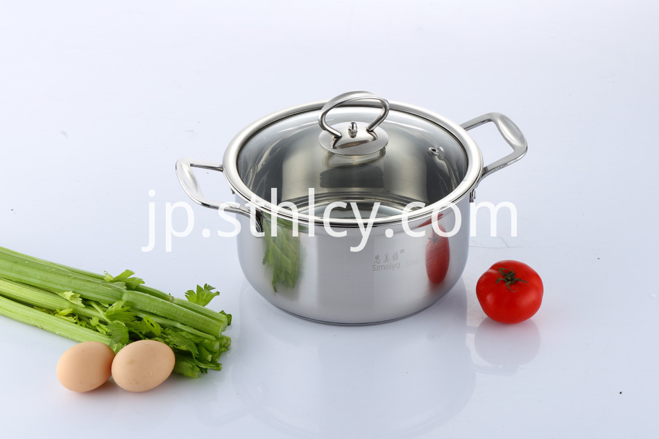 Stainless Steel Cookware Set Sale