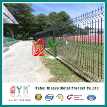 Green Welded Wire Fence