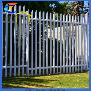 Galvanized Powder Coated Palisade Fencing (ISO9001: 2008)