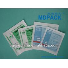 стерилизация бумаги/алюминий/пластиковые комплексе мешок для проведения жидкости