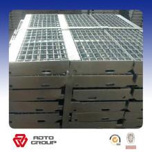 Treillis de cadre en acier de haute qualité / Grille résistante / antidérapante