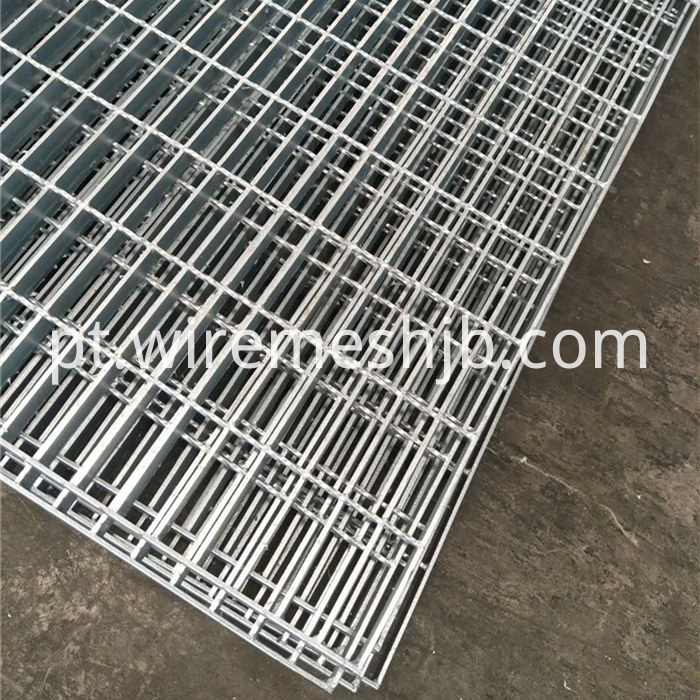 Bar Grating Walkway