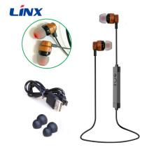 Fabrikgroßverkauf echte hölzerne drahtlose Kopfhörer