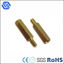 Special Brass Bolt Brass Metal Round Pin Screw Nut Bolt