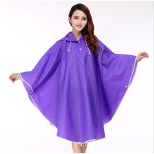 Long Style Stylish Rain Poncho