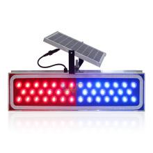 luz estroboscópica com luz solar led para tráfego