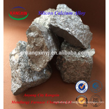 Liga de Metal CaSi / Liga de Silicio de Cálcio / Silício de Cálcio