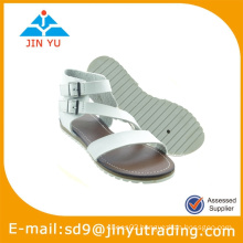 women comfortable flat 2015 ladies sandal shoes