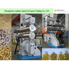 La producción de pellets / granuladores de piensos utilizados para la fabricación de alimentos para animales en la granja