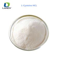 China L-Cysteine HCL Monohydrate L-Cysteine HCL de la categoría alimenticia de calidad superior