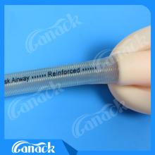 Wiederverwendbare Flexible Silikon Kehlkopfmaske Airway mit Ce ISO