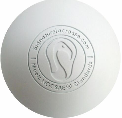 Signature Massage Ball White