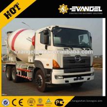SANY SY412C-8 Camión hormigonera de 12 metros cúbicos