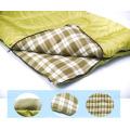 Envelope Hooded Sleeping Bag Ultralight Camping Sleeping Bag