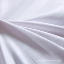 Alta qualidade percal 100% Algodão Hotel Bedding Set tecido (WSF-2016003)