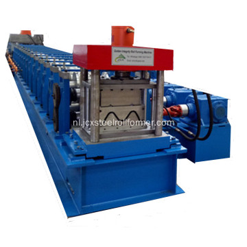 Steel Highway Guardrail Specificaties Making Machine