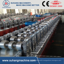 Product Speed 10-15m/Min Quality Box Beam Roll Forming Machine with PLC Panasonic