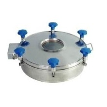 Sanitary Stainless Steel Manhole (IFEC-MH100012)