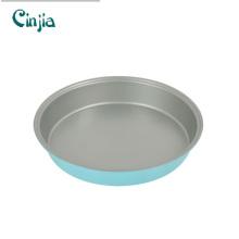 "Carbon Steel Pizza Pannon-Stick 10"" Round Bakeware"