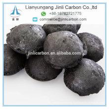 China Elkem grade quality soderberg electrode paste carbon electrode paste for copper smelting