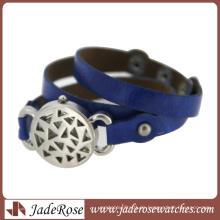 Farbige kundenspezifische lange Armband-Modeuhr für Laides (RA1174)