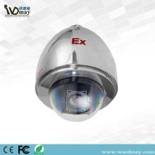 Câmera à prova de explosões do CCTV do domo 20X PTZ de alta velocidade