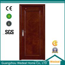 Beste Qualität Holz Eingangstür Skins für Hotelprojekt (WDHO52)