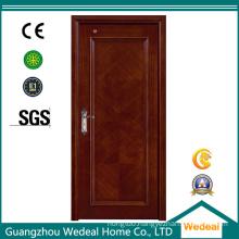 Composite Wooden Veneer Interior Door with Oak Wooden Grain