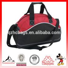 Tendência quente Fuctional Poliéster Sports Duffle Bag