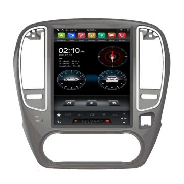 Sylphy 2006 Android 9 GPS audio de voiture