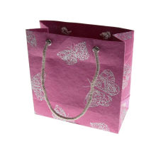 Fashionable Coated Paper Gift Bag, Laminationed Gift Bags