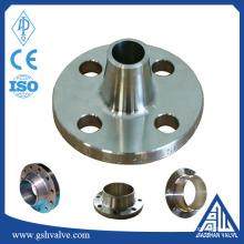 ANSI B16.5 стальной трубчатый фланцевый фланец для промышленного газового штуцера
