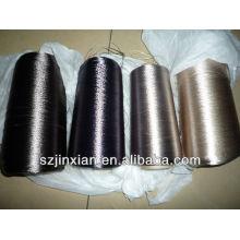 Hilo de coser de nylon consolidado, Hilo de oro consolidado