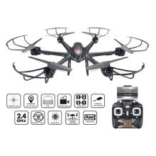 2.4G 4 Kanal R / C Quadcopter mit 30W Kamera (10259219)