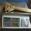 Не Sparkinig Инструменты Безопасности Ключа Медь Ключ Латуни Регулируемый Ключ