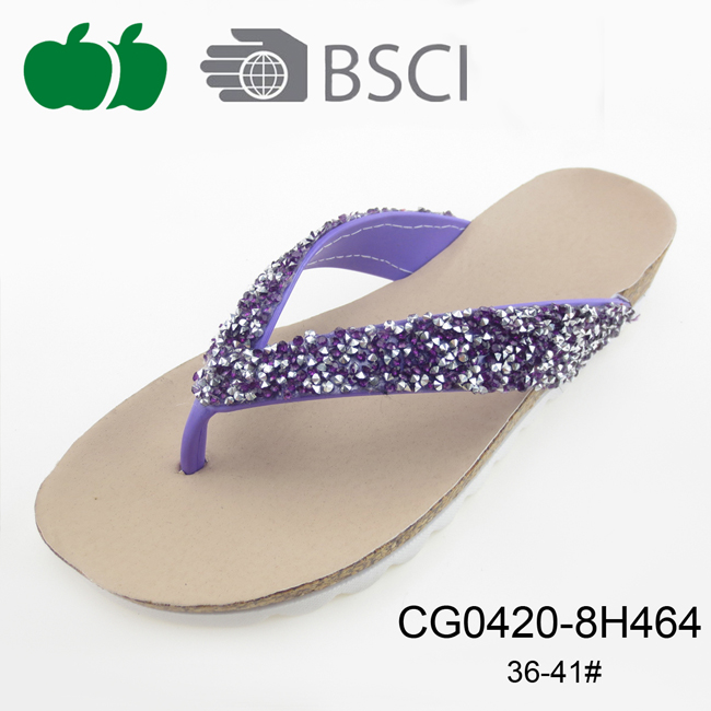 comfortable outdoor lady flip flop
