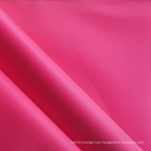 420d Twill Oxford PVC/PU Polyester Fabric